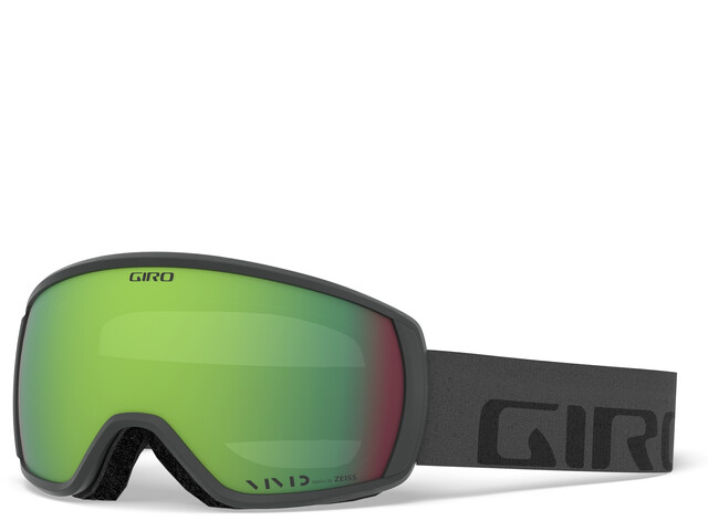 Giro Balance Uimalasit Miehet, grey/vivid emerald